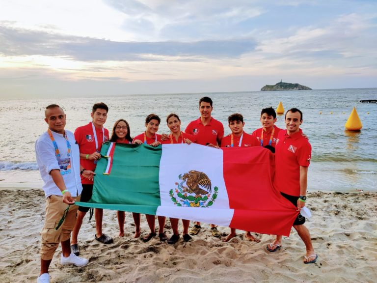 Kaptura2 Delegación Mexicana, Campeonato Munial de Aguas Abiertas