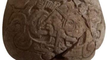 Kaptura2, Piezas Arqueológicas, Tren Maya
