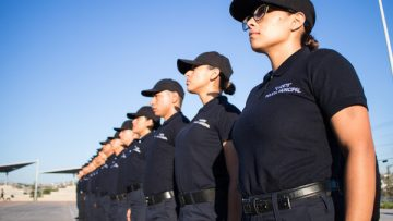 Pausa.mx Academia de Policía, Aspirantes