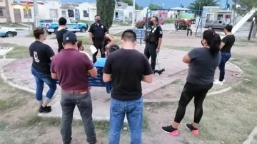 Pausa.mx Policía de Proximidad